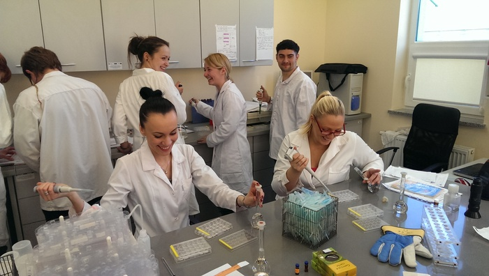 Laboratoria z przedmiotu: Ekotoksykologia